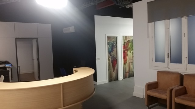Sala de Reuniones / Aula de Formación