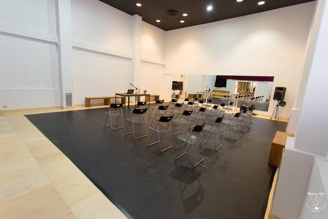 Espacio de 320m2 para eventos de empresa, talleres, etc.