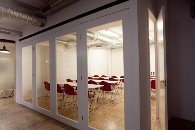 Aula - Sala para cursos y reuniones