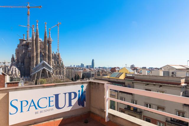 Coworking Sagrada Familia