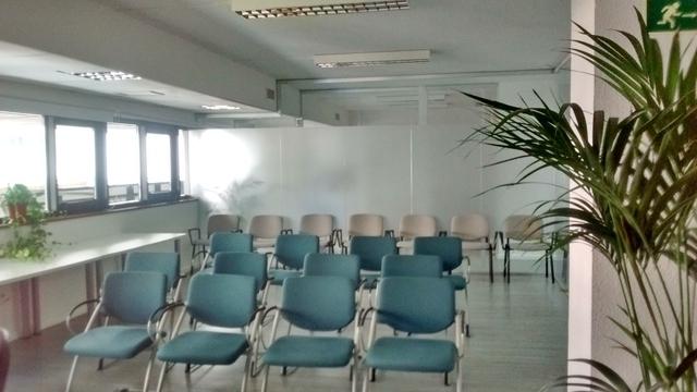 Sala Formación Verde
