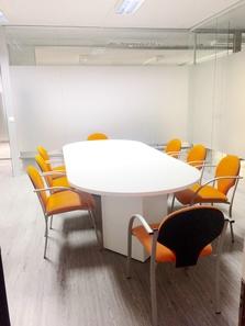 Mediaboxes nueva sala reuniones