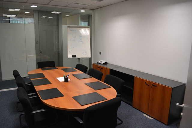 Sala para reuniones en La Florida