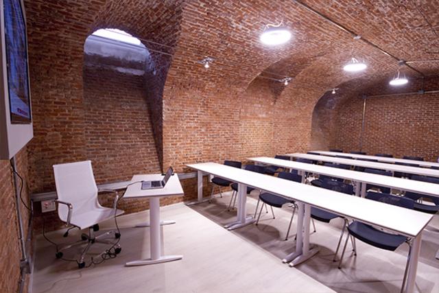 Sala de formación