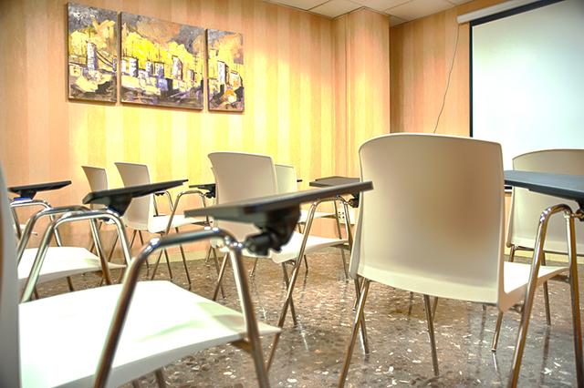 Sala de Formación en Barcelona