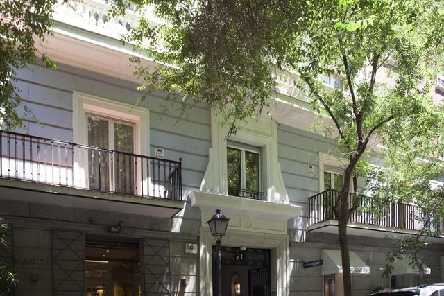 Nueva sala de reuniones exclusiva Barrio de Salamanca