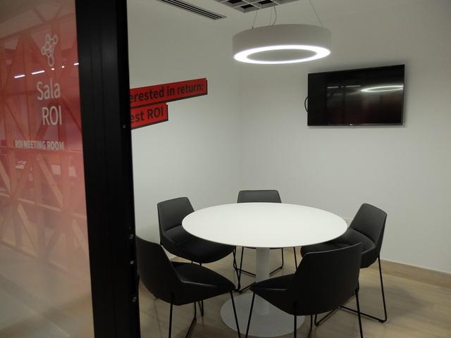 Sala de Reuniones Mediana