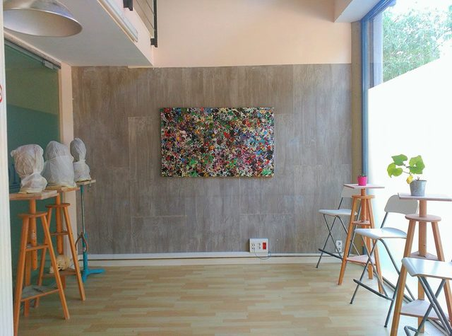 Sala para proyectos creativos