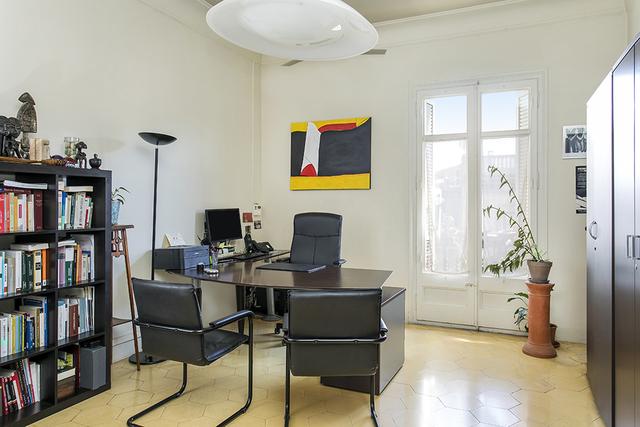 Sala de trabajo / Espacio reuniones