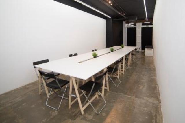Espacio polivalente para Eventos corporativos, Presentaciones de producto, Showroom y Pop-ups