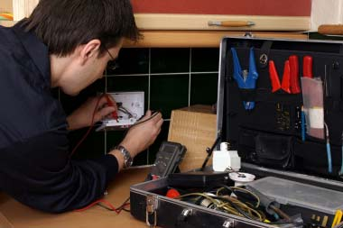Domestic Electricians in Spalding