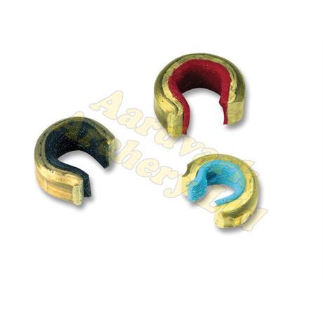 Saunders Brass Nock Locks Image 1