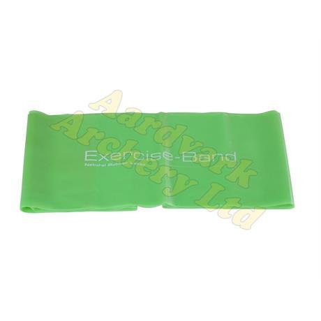 Fivics Power Belt Latex - Heavy Green Image 1
