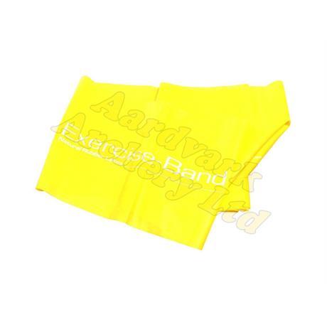 Fivics Power Belt Latex - Light Yellow Image 1