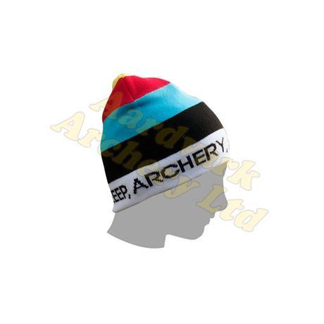 Socx Beanie Hat - Eat Sleep Archery Repeat Image 1