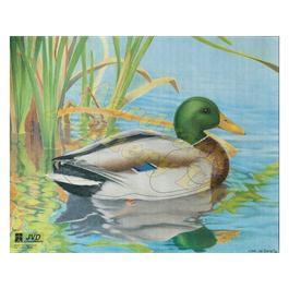 JVD Animal Target Face - Duck thumbnail