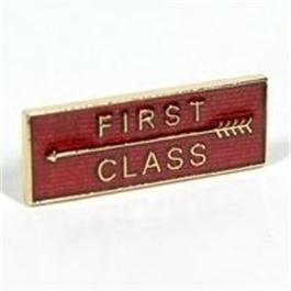 1st Class Badge thumbnail
