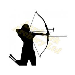 Arctec Archery Sticker - Recurve thumbnail