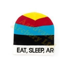 Socx Beanie Hat - Eat Sleep Archery Repeat Thumbnail Image 1