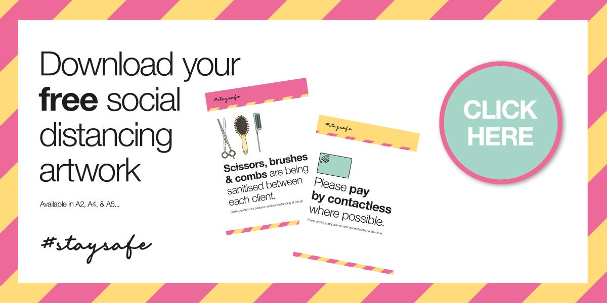 Download Social Distancing Signs