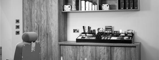 Retail, Dispensary & Storage