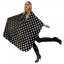 Polka Dot Gown (with poppers) thumbnail