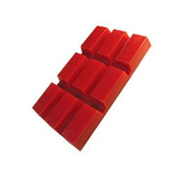 Deo Hot Film Block Red 500g thumbnail