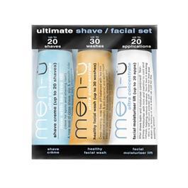 Ultimate Shave / Facial Set - 3 X 15ml thumbnail