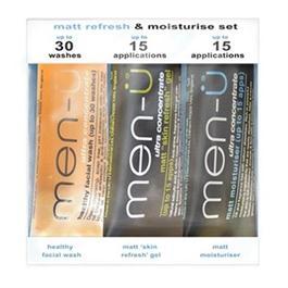 Matt Refresh & Moisturise Set - 3 X 15ml thumbnail