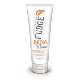 Fudge Detox Deep Cleanser S/poo 200ml thumbnail