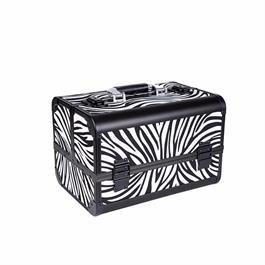 Large Beauty Case - Zebra thumbnail