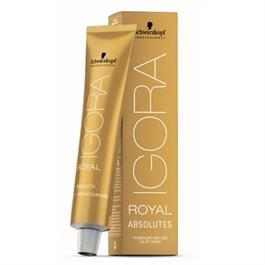 Igora Royal 6-07 Dark Blonde Natural Copper 60ml thumbnail