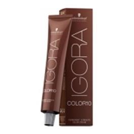 Igora Color 10 8-65 - Light Blonde Chocolate Gold thumbnail