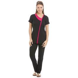 Havana Tunic black/pink size 6 thumbnail