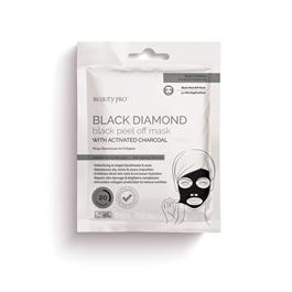 Beauty Pro Black Diamond Peel Off Mask thumbnail