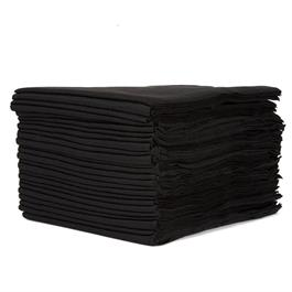Essentials Disposable Towels - Black thumbnail