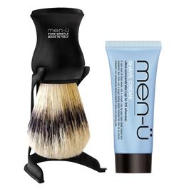 Barbiere Shave Brush & Stand Ñ Black thumbnail