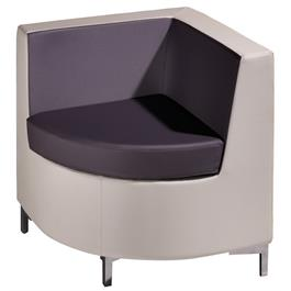 Compass Waiting Seat by Salon Ambience  thumbnail