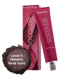 So Color Beauty 9 Metallic Rose Gold thumbnail