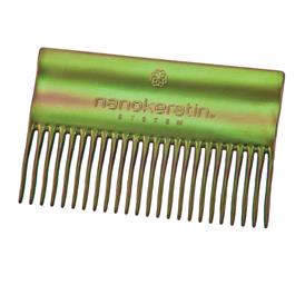 Nanokeratin System Treatment Comb Green thumbnail