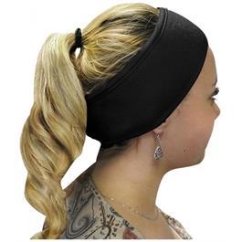 Beauty Essentials Black Headband thumbnail
