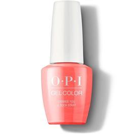 OPI - Neon Gel Orange Your A Rock Star thumbnail