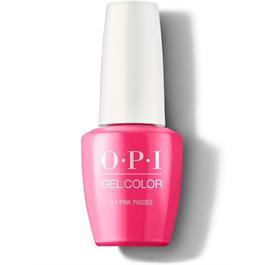 OPI - Neon Gel V I Pink Passes thumbnail