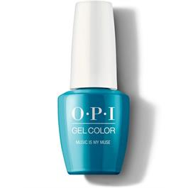 OPI - Neon Gel Music Is My Muse thumbnail