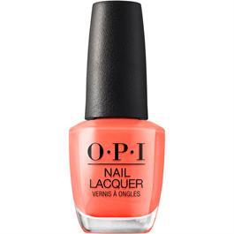 OPI - Neon Orange Your A Rock Star thumbnail