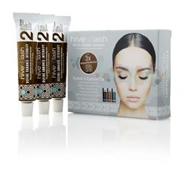 Hive Lash Tint Brown Triple Pack thumbnail