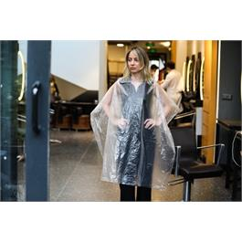MonoDry Clear Disposable Gown 50 pk thumbnail