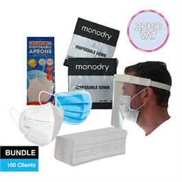 100 Client & Stylist PPE Bundle thumbnail