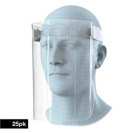 Elasticated Face Visor (Box of 25) thumbnail