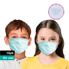 Kids Disposable Protective Face Masks (1 thumbnail